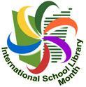Эмблема Международного месяца школьных библиотек